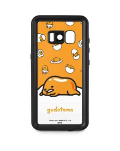 Gudetama Egg Shell Galaxy S8 Plus Waterproof Case