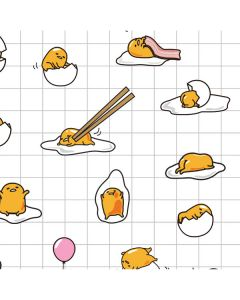 Gudetama Grid Pattern Apple AirPods 2 Skin