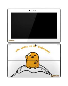 Who Wants To Be Gudetama Surface RT Skin