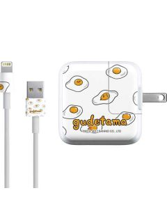 Gudetama Egg Pattern iPad Charger (10W USB) Skin