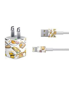 Gudetama 5 More Minutes iPhone Charger (5W USB) Skin