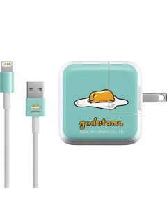 Lazy Gudetama iPad Charger (10W USB) Skin