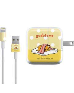 Gudetama Polka Dots iPad Charger (10W USB) Skin