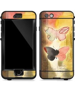 Haiku Butterfly LifeProof Nuud iPhone Skin