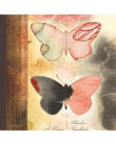 Haiku Butterfly Generic Laptop Skin