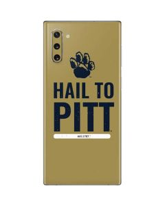 Hail To Pittsburgh Galaxy Note 10 Skin