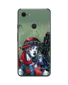 Harley Quinn and Baby Joker Google Pixel 3 XL Skin