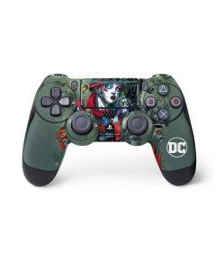 Harley Quinn and Baby Joker PS4 Pro/Slim Controller Skin