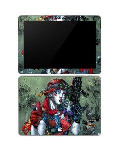 Harley Quinn and Baby Joker Surface Go Skin