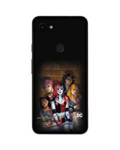 Harley Quinn and Crew Google Pixel 3a Skin