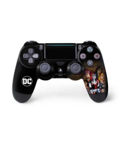Harley Quinn and Crew PS4 Pro/Slim Controller Skin