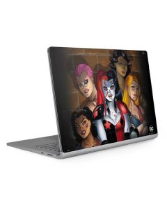 Harley Quinn and Crew Surface Book 2 15in Skin