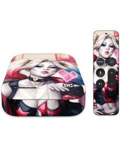 Harley Quinn Animated Apple TV Skin