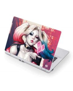 Harley Quinn Animated Acer Chromebook Skin