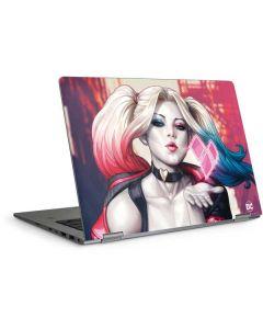 Harley Quinn Animated HP Elitebook Skin