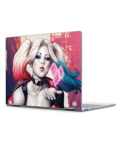 Harley Quinn Animated Pixelbook Skin