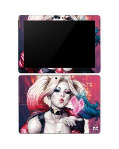 Harley Quinn Animated Surface Go Skin