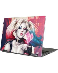 Harley Quinn Animated Yoga 710 14in Skin