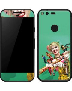 Harley Quinn Birds of Prey Google Pixel Skin
