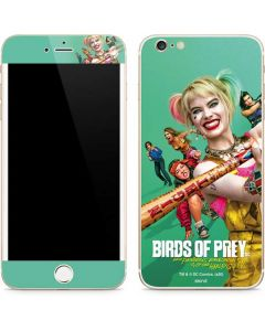 Harley Quinn Birds of Prey iPhone 6/6s Plus Skin