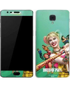 Harley Quinn Birds of Prey OnePlus 3 Skin