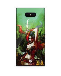 Harley Quinn Fighting Razer Phone 2 Skin