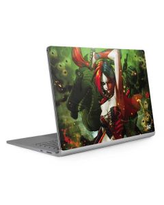 Harley Quinn Fighting Surface Book 2 15in Skin