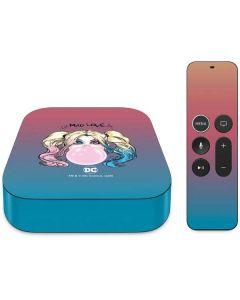 Harley Quinn Mad Love Apple TV Skin