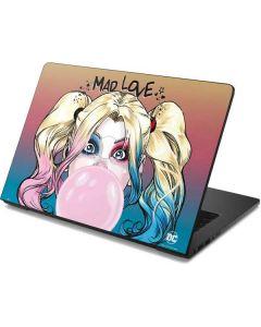 Harley Quinn Mad Love Dell Chromebook Skin