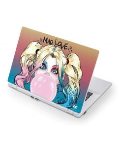 Harley Quinn Mad Love Acer Chromebook Skin