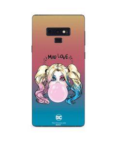 Harley Quinn Mad Love Galaxy Note 9 Skin