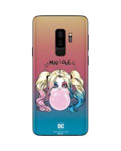 Harley Quinn Mad Love Galaxy S9 Plus Skin