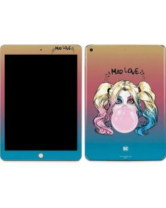 Harley Quinn Mad Love Apple iPad Skin