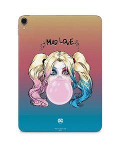 Harley Quinn Mad Love Apple iPad Pro Skin