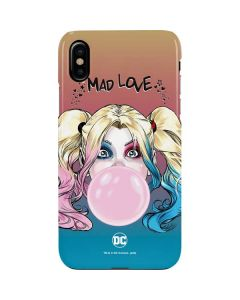 Harley Quinn Mad Love iPhone XS Max Lite Case