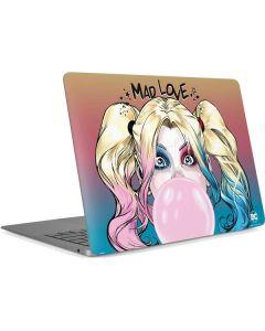 Harley Quinn Mad Love Apple MacBook Air Skin
