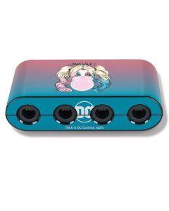 Harley Quinn Mad Love Nintendo GameCube Controller Adapter Skin