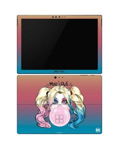 Harley Quinn Mad Love Surface Pro 6 Skin