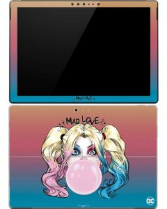 Harley Quinn Mad Love Surface Pro (2017) Skin