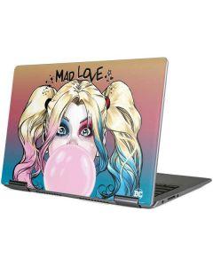 Harley Quinn Mad Love Yoga 710 14in Skin