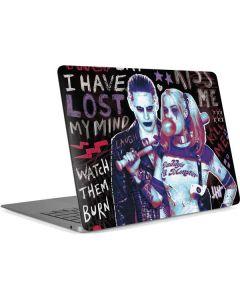 Harley Quinn Madly in Love Apple MacBook Air Skin