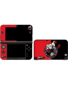 Harley Quinn Puddin 3DS XL 2015 Skin