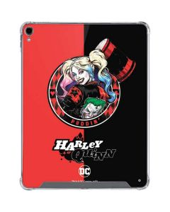 Harley Quinn Puddin iPad Pro 12.9in (2018-19) Clear Case