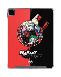 Harley Quinn Puddin iPad Pro 12.9in (2020) Clear Case