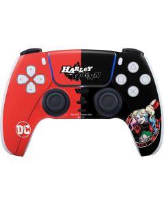 Harley Quinn Puddin PS5 Controller Skin