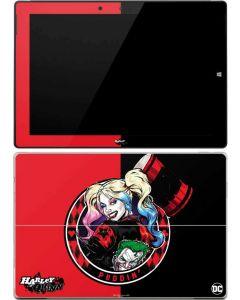 Harley Quinn Puddin Surface 3 Skin