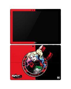 Harley Quinn Puddin Surface Pro 6 Skin
