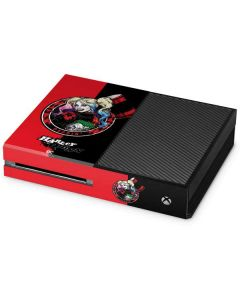Harley Quinn Puddin Xbox One Console Skin