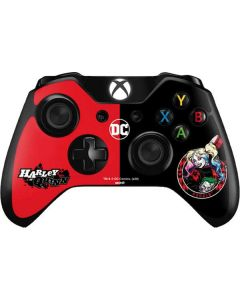Harley Quinn Puddin Xbox One Controller Skin
