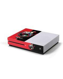 Harley Quinn Puddin Xbox One S Console Skin